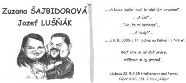 Zuzka{{_AND_}}Jojko Lušňákoví - Obrázok č. 2