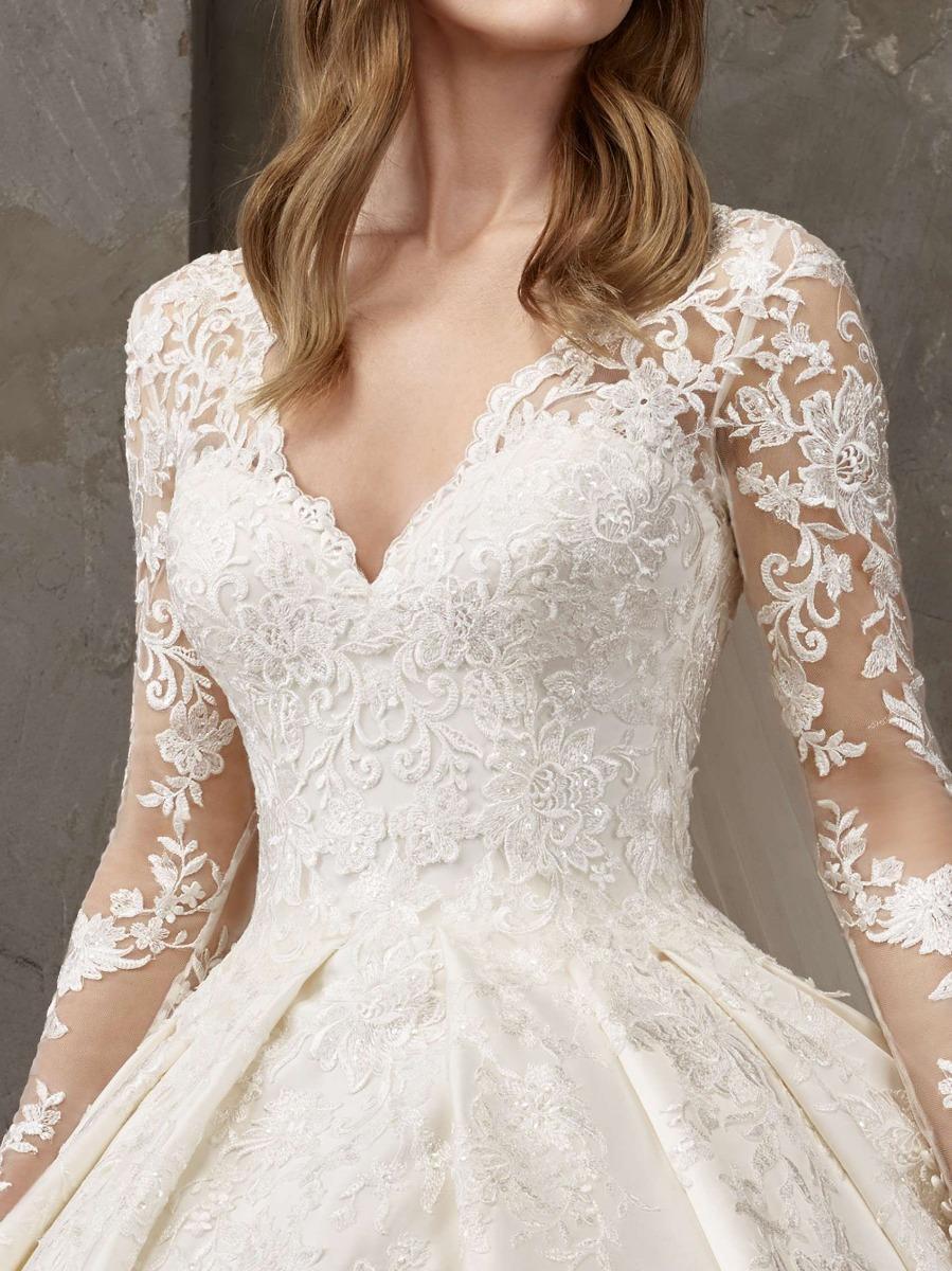 Svadobné šaty Pronovias Privée - Obrázok č. 1