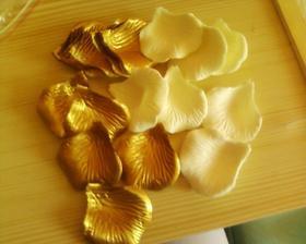 Zlaté a biele lupienky
