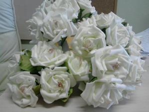 ruže na výzdobu