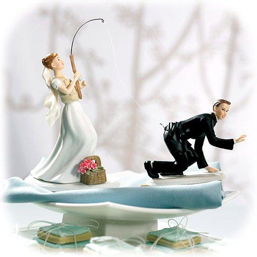 Zakopka - pre mojho zenicha prekvapko na svadobny stol od nevesty