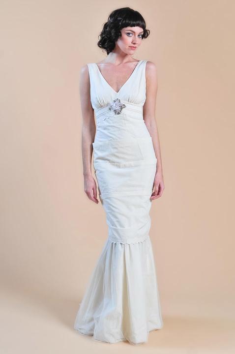 Svatební šaty od Claire Pettibone - Obrázek č. 61