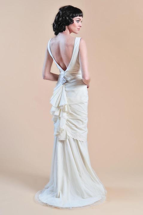 Svatební šaty od Claire Pettibone - Obrázek č. 62