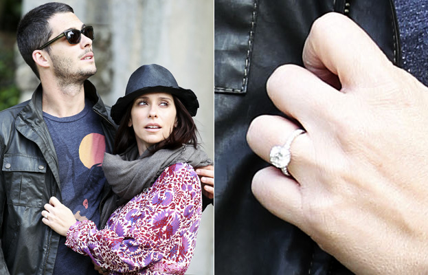 Slavné zásnubní prsteny - Jennifer Love Hewitt