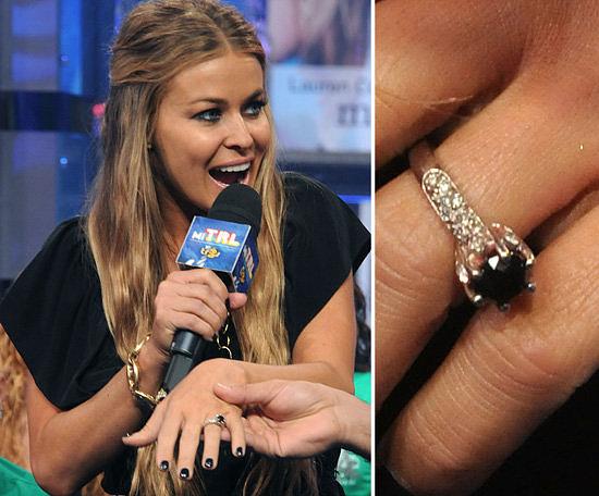 Slavné zásnubní prsteny - Carmen Electra