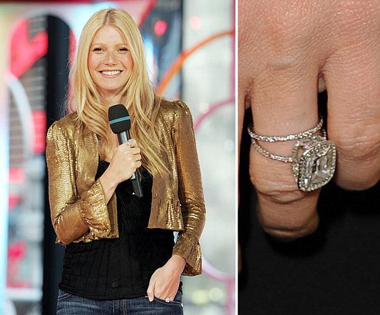 Slavné zásnubní prsteny - Gwyneth Paltrow