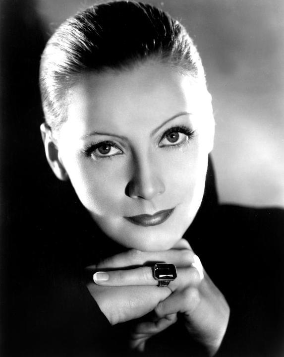 Slavné zásnubní prsteny - Greta Garbo