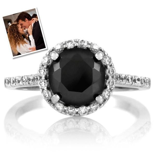 Slavné zásnubní prsteny - Carrie Bradshaw (seriál Sex ve městě)