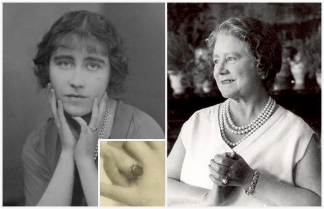 Slavné zásnubní prsteny - Královna Elizabeth