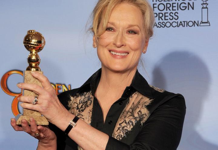 Slavné zásnubní prsteny - Meryl Streep