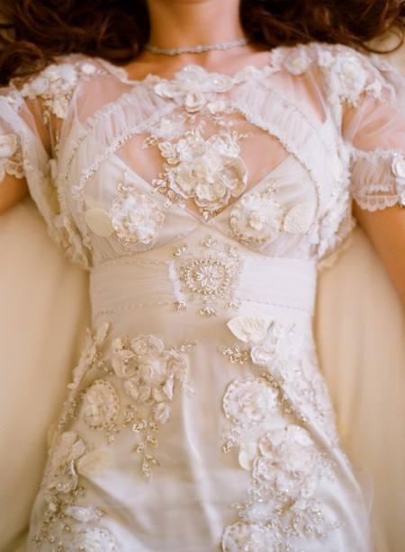 Svatební šaty od Claire Pettibone - Obrázek č. 141