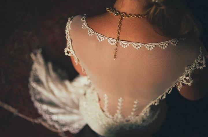 Svatební šaty od Claire Pettibone - Obrázek č. 142