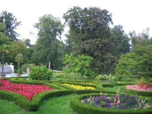 ...Podzámecká zahrada