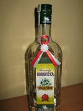 A takto to vyzera na flaske :-)