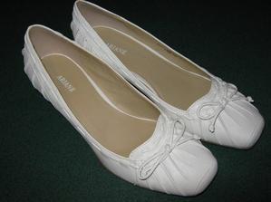 moje topanky, keby ma zo svadobnych boleli labky