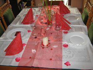 Takto by mohli vyzerať naše svadobné stoly