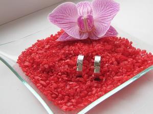 Takto budú vyzerať obrúčky v svadobný deň