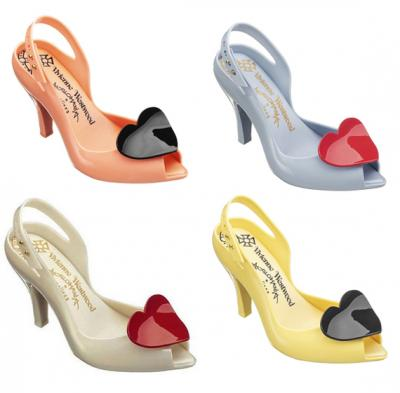 6.8.2011 - Vivienne Westwood, Anglomania for Melissa
