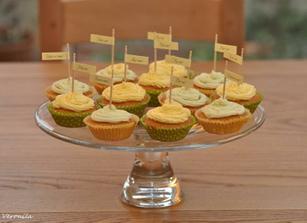 Zkouska cup cakes...