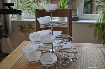 Moje cup cake tower :)