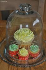 Generalni zkouska cupcakes.