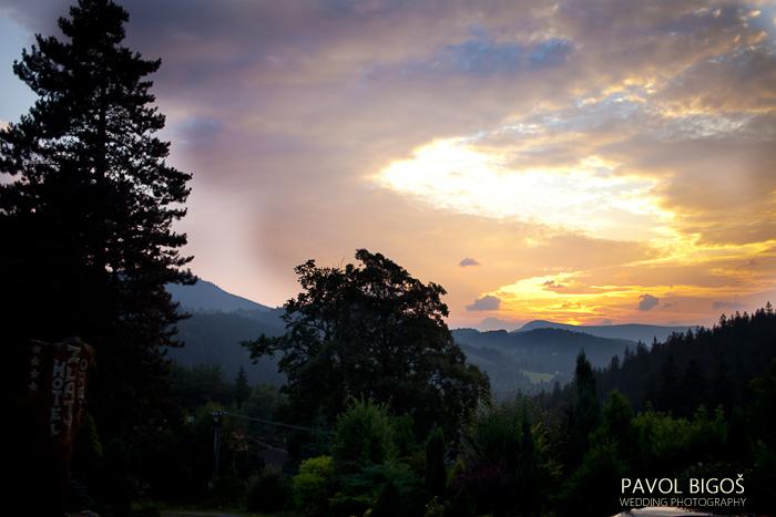 V{{_AND_}}N - Zapad slunce.../ Sunset...