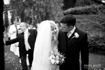 A jsme svoji a moc stastni :)/ Married and very happy :)