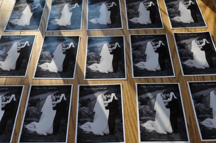 Realizace - 106 dni po svatbe....ale prece...