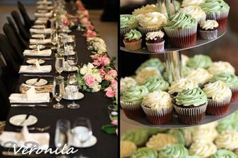 Cup cakes jsme na nasi cz-uk svatbe museli mit...