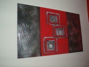 abstraktné umenie p. Šefferovej
