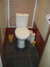 a toaleta..