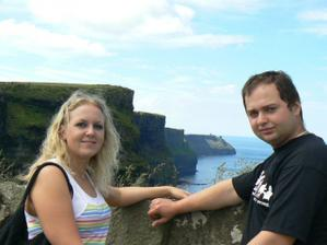 my dva, Cliffs of Moher 2009