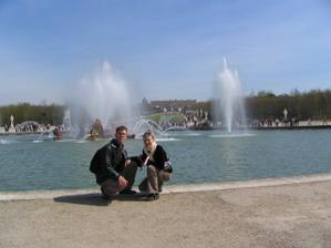 stráviť celý deň vo Versailles v úplnej pohode bol vždy môj sen (upratovať by som tam ale nechcela)