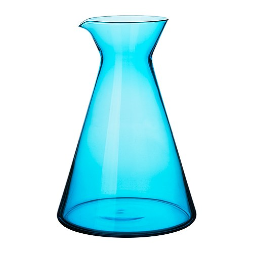 Tyrkysová ložnice - inspirace - Super váza.