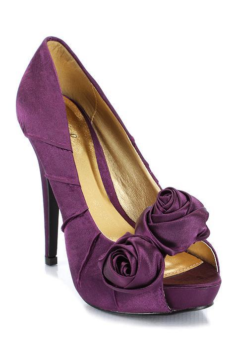 Hledám fialové boty s nízkým podpatkem - Obrázek č. 11