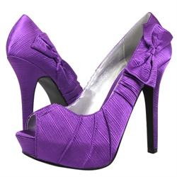 Hledám fialové boty s nízkým podpatkem - Obrázek č. 14