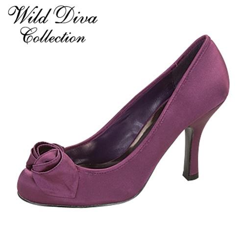 Hledám fialové boty s nízkým podpatkem - Obrázek č. 16