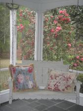 Zimní zahrada či altánek
