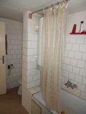 Z koupelny bude technická místnost a rozšíření dětského pokoje.