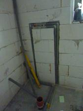 tu bude sprchac
