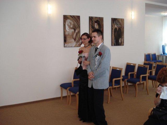 Zuzana Serdahelyová{{_AND_}}Rastislav Držka - naši svedkovia - brat so sestrou