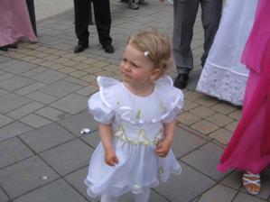 moja neterka Lucka
