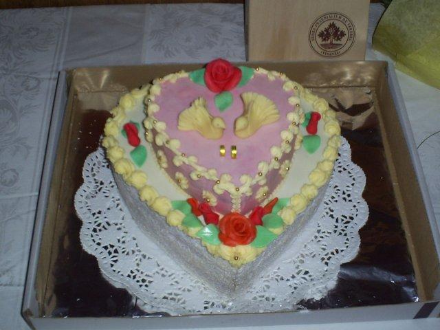 Zuzana Serdahelyová{{_AND_}}Rastislav Držka - Naša svadobná torta