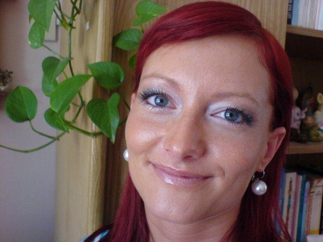 Andrejka a Števko - ako to dopadlo.. - Skúšobný make-up, nanešťastie musela som nájsť iného vizážistu.