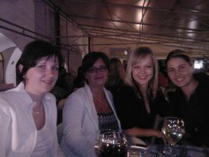 Rozlúčka so slobodou - fantastická....Monika,Ivka,Fifitko 25 a Katka