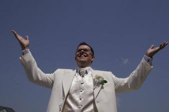 Ženích - kazateľ?