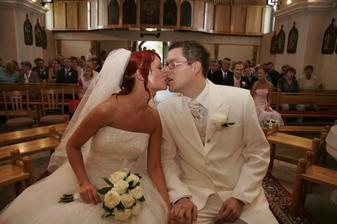 Prvý novomanželský