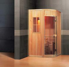 sauna musí být