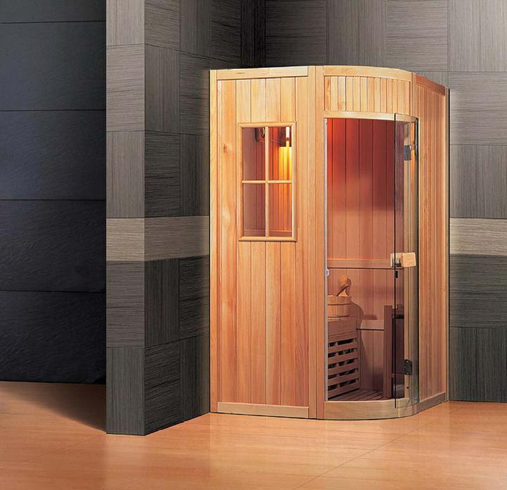 Co by, kdyby...... - sauna musí být