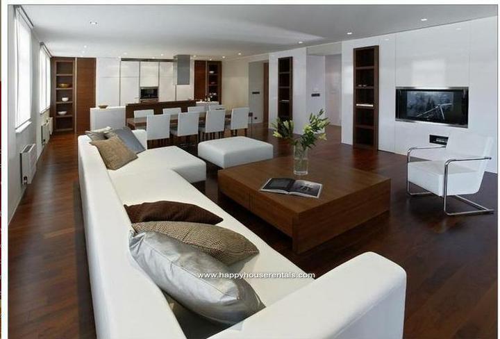 Obývací pokoj s kuchyní a jídelnou - Obrázek č. 12